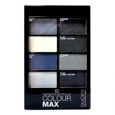 Colour Max Eyeshadow Palette - Smoky 8g