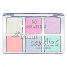All About Candies Eye Shadow Palette 8.5g #02 Candies