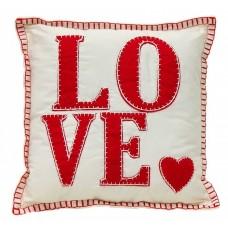 Decorative Red Love Cushion