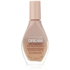 Dream Wonder Fluid-Touch Foundation #20 Classic Ivory 20mL