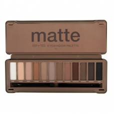 Matte Eyeshadow Tin 12 Piece Palette