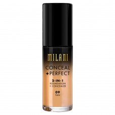 Conceal + Perfect 2-in-1 Foundation #09 Tan