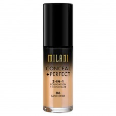 Conceal + Perfect 2-in-1 Foundation #06 Sand Beige