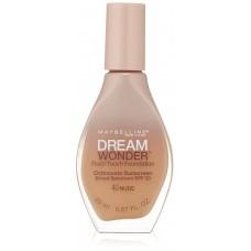 Dream Wonder Fluid-Touch Foundation #40 Nude 20mL