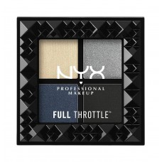 Full Throttle Quad Eye Shadow - Haywire 1.5g