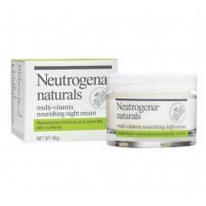 Naturals Multi-Vitamin Nourishing Night Cream 48g