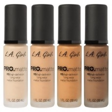 PRO.matte High Definition Foundation