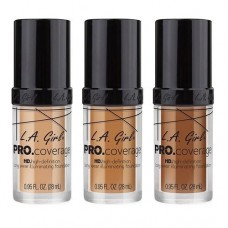 PRO.coverage HD Illuminating Foundation
