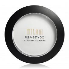 Prep + Set + Go Transparent Face Powder (Vegan)