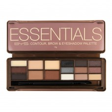 Essentials Contour, Brow & Eyeshadow Palette