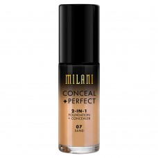 Conceal + Perfect 2-in-1 Foundation #07 Sand