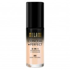 Conceal + Perfect 2-in-1 Foundation #00 Light Natural