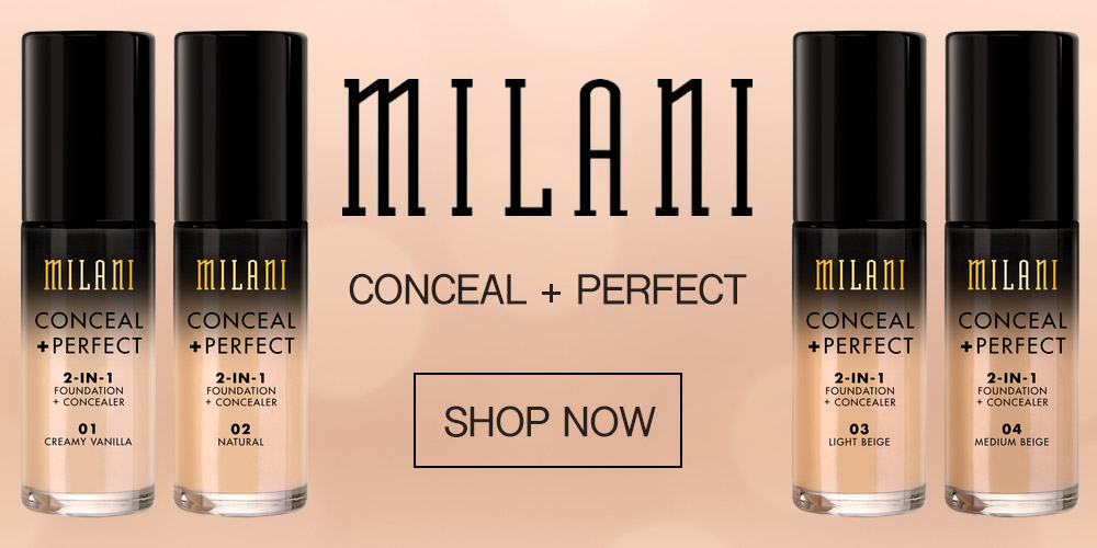 Milani Conceal + Protect