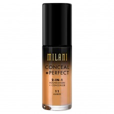 Conceal + Perfect 2-in-1 Foundation #11 Amber