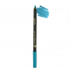 Teal Malachite Goddess Pencil