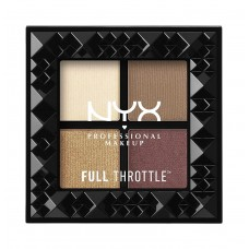 Full Throttle Quad Eye Shadow - Daring Damsel 1.5g