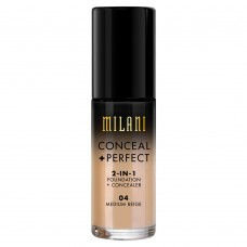 Conceal + Perfect 2-in-1 Foundation #04 Medium Beige