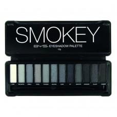 Smokey Eyeshadow Tin 12 Piece Palette
