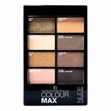 Colour Max Eyeshadow Palette - Nude 8g